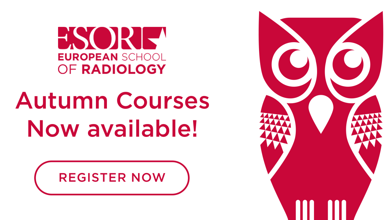 ESOR Autumn Courses Now Available!